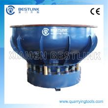 Vibrierende Oberfläche polieren, Polieren Tumbling-Maschine mit großem Volumen