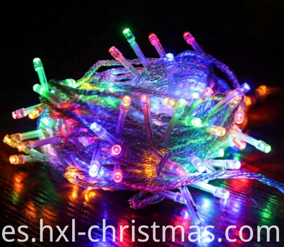 Christmas decorative LED lights