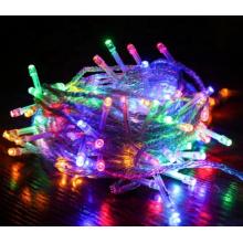 Decoração exterior conduzida das luzes de Natal