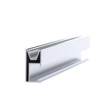 Trilho de alumínio para sistema de montagem para telhado solar inclinado