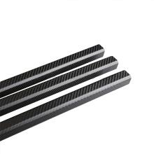 Utilisation de tubes en fibre de carbone pour caméra de plongée