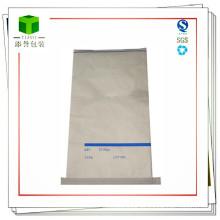 Nutriente personalizado Kraft bolsa de papel de costura de papel