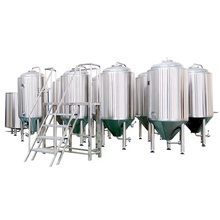 Beer Fermenting For Sale Fermenter Price 1000L Beer Fermenting Turnkey Plant For Bar Brewing