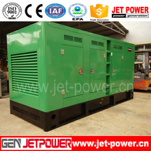 1800kw Soundproof Diesel Genset with Perkins Engine Generator Single Phase