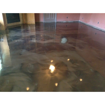 Epoxy Resin Floor Coating Clear