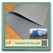 PVC revestido rolo encerado para caminhão/barco/tenda