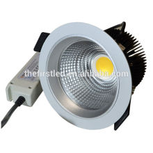 12W CE&ROHS Approved COB Hign Quality led Downlight
