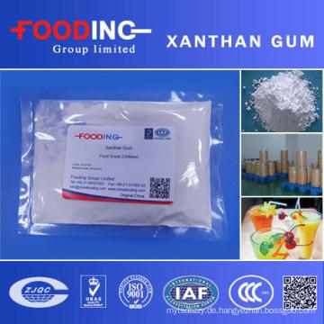 E415 Verdickungsmittel Food Grade Xanthan Gum