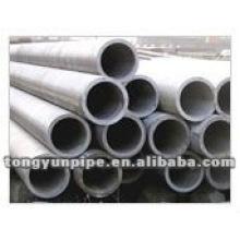 Tubo de acero sin costura de construcción