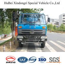 Camión de rociadura del tanque de agua de 12cbm Dongfeng Euro III con el cañón del agua