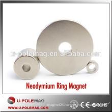 Customized High Quality Neodymium Ring Magnet