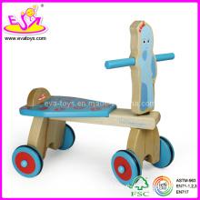 Tricycle en bois pour enfants New York 2015, tricycle enfant populaire avec le meilleur prix W16A006