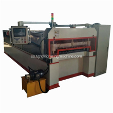Metall Utvidgad Wire Mesh Hi-rib Lath Making Machine