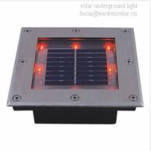 aprobado CE ROHS solares metro luces de jardín (JR-3213)