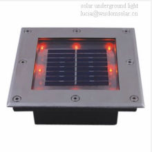 approuvé CE ROHS énergie solaire lumières jardins souterrains (JR-3213)