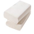 Essuie-mains commerciaux en papier hygiénique à 1 épaisseur