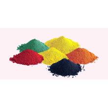 Iron Oxide (CAS No: 1309-37-1) Red, Yellow, Blue, Black, Brown. Orange