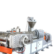 Crystal Whisker or Carbon Fiber Compounds Extruding Compounding System