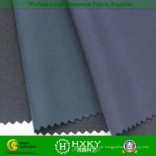 Tela de Pongee negra de seda compuesta para la chaqueta