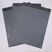 Venta al por mayor Bolso de empaquetado gris de la bolsa de plástico / de la ropa