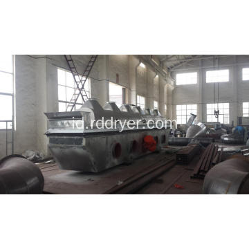 Lysine Powder Vibrating Fluid Bed Pengeringan mesin