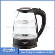 Glass Electric Kettle Sf-2005 (black) 1.8 L Stainless Steel Electric Water Kettle