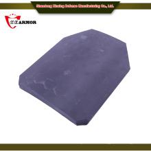 Gold supplier China 2,6 kg plaque anti-balles / assiette balistique