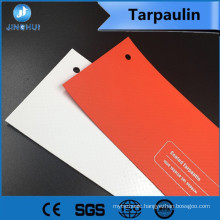 all kinds of weight 740g/510g/440g pvc coated tarpaulin used to tend or something else need to protect
