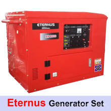 Generador de gasolina a pequeña escala de uso doméstico (BH8000)