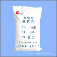 Super feines Bariumsulfat (Barit) (3000 Mesh)
