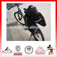 Bolso de viaje caliente del bolso de la bici del asiento trasero de la bici del viaje de la bicicleta del recorrido de la tendencia caliente