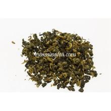 Thé noir en spirale d'or de qualité impériale Yunnan