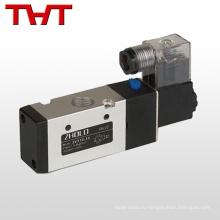 12В DC Люцифера 3-ходовой электромагнитный клапан для воздуха воды газа