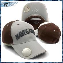 Werbeflasche openner Baseballmütze Professionelle Hut benutzerdefinierte