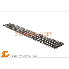 Twin Parallel Screw for Extruding Barrel Foam Material