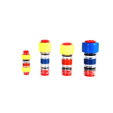 Hot sale cheap transparent plastic micro duct plug,gas tight block connector