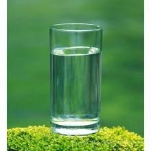 Напечатанный шелковой ширмой стеклянный стакан для чая (TM2019)