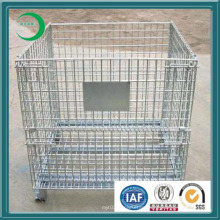 Anping Factory Hot Sale Folding Shopping Cart for Supermaket