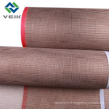 Tissu de maille d'impression d'écran de polyester de ptfe de fibre de verre de Veik