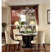 Unique design wooden restaurant table for sale XYN505