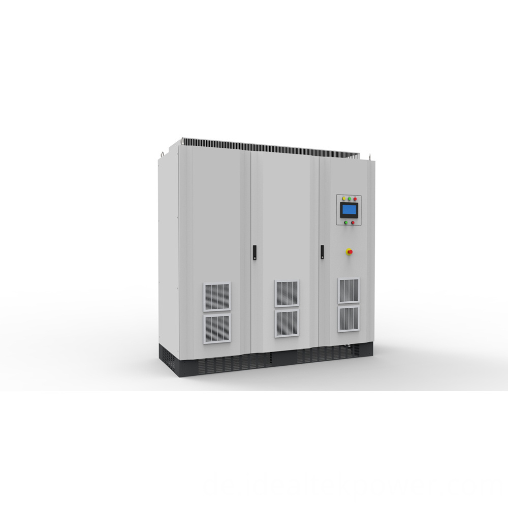 250 450kw Dc Power Supply Front View