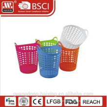 new plastic laundry basket