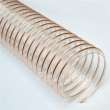 Flexible PU Air Ducting Conditioning Hose