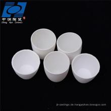 Hitzebeständige Distanzscheibe aus Keramik