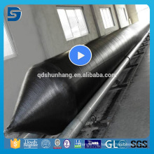 Boat Launching Rubber Inflatable Airbag Made In China