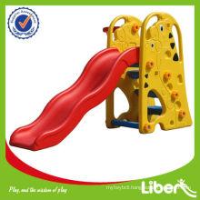 Kids Plastic Indoor Slide LE-HT007