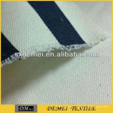 tissu de toile de coton enduit