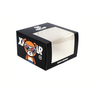 Custom Design Printing Paper Mini Hat Box