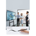75 Zoll interaktives Touchscreen-Whiteboard
