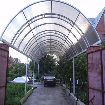 Cover Canopy Polycarbonate Roof Rv Carport Kit